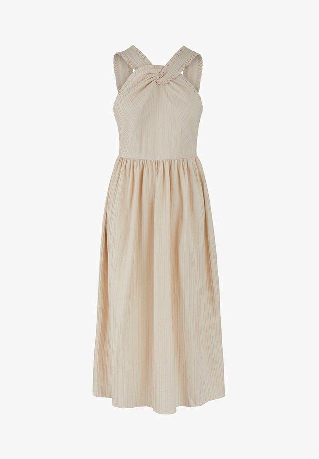 Sukienka letnia - whitecap gray