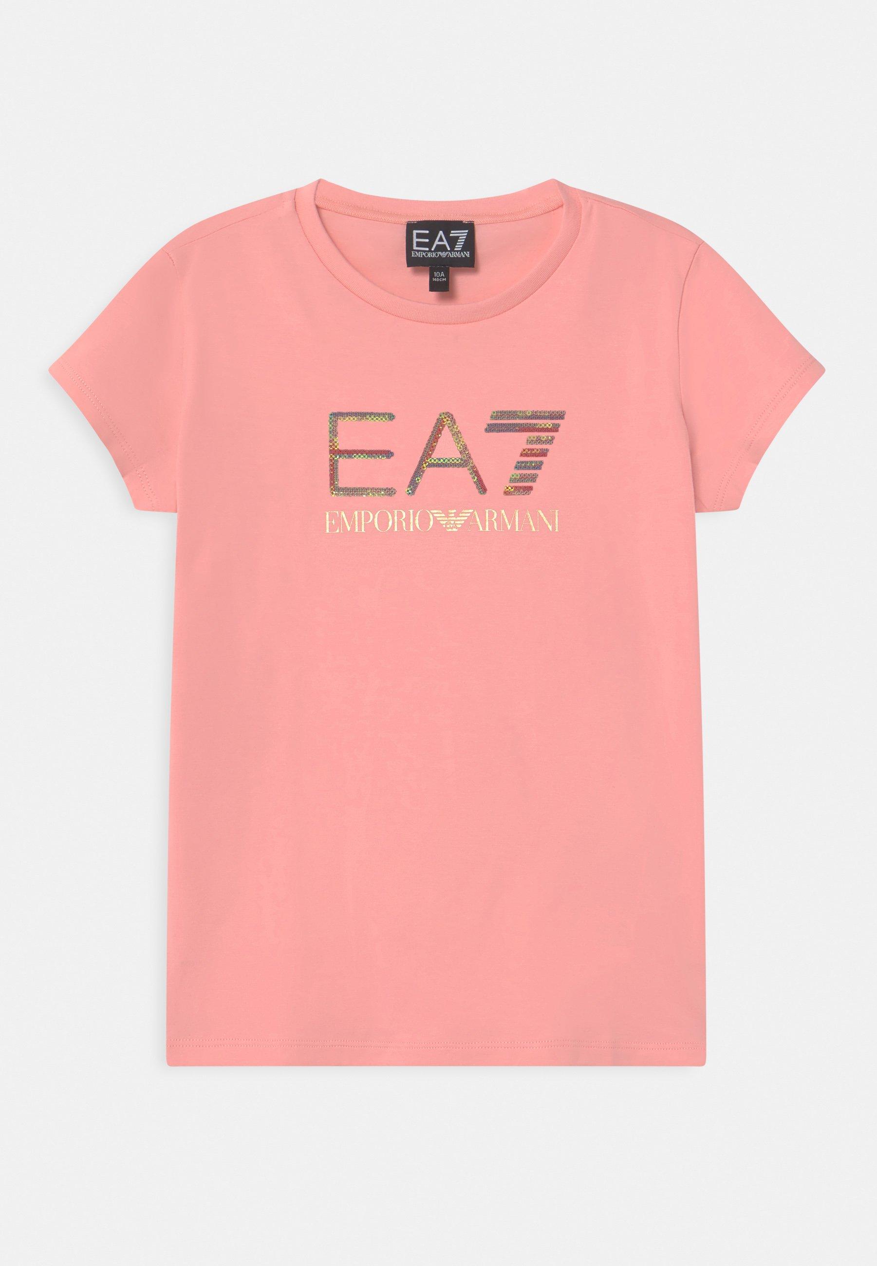 Kids EA7  - Print T-shirt