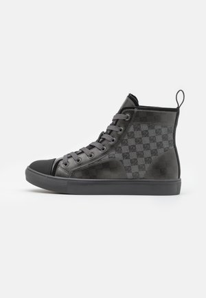 CRISTOFF - High-top trainers - black
