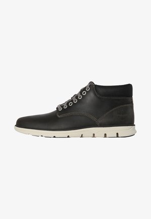 Casual lace-ups - grey/black