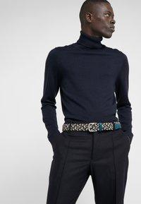 Anderson's - STRECH BELT UNISEX - Pletený pásek - multicoloured - 1