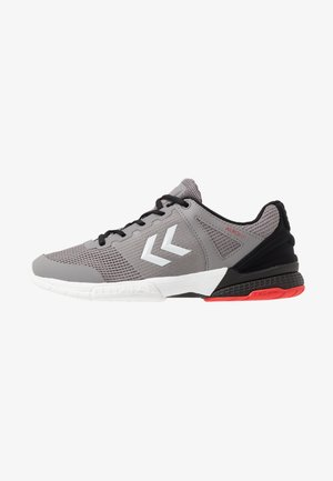 AEROCHARGE HB180 RELY 3.0 TROPHY - Handball shoes - silver filigree