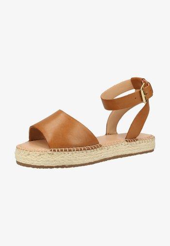 SANSIBAR - Walking sandals - mittelbraun 42