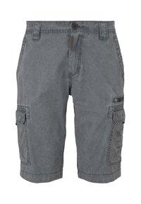 TOM TAILOR - Denim shorts - blue grey - 0