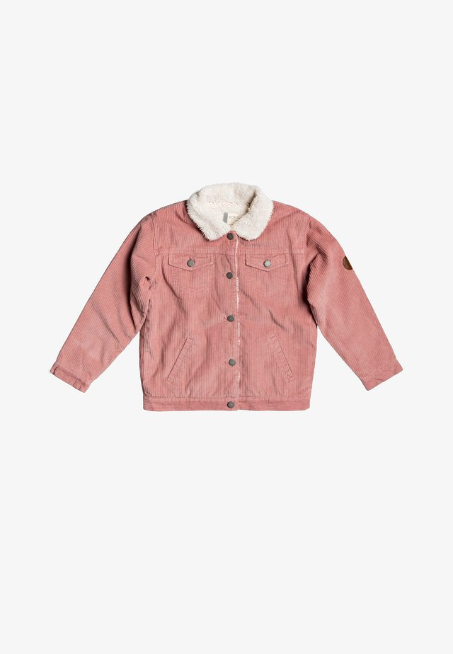 Winter jacket - ash rose