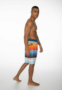 Protest - Swimming shorts - maroon - 4