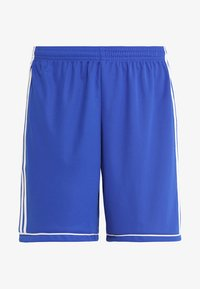 adidas Performance - SQUADRA CLIMALITE FOOTBALL 1/4 SHORTS - Sports shorts - boblue/white - 4
