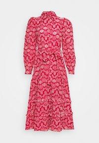 Sister Jane - MIDI DRESS - Košilové šaty - red - 0