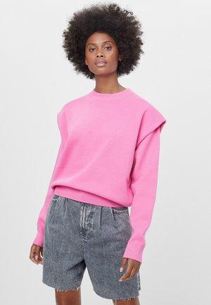 FEINER - Svetr - pink