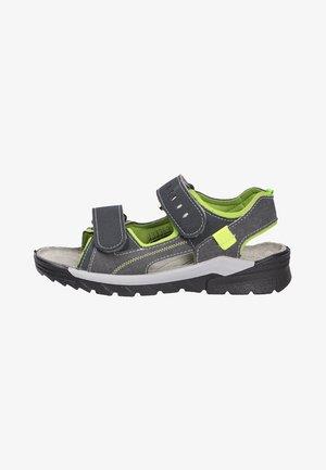 Walking sandals - grigioacido