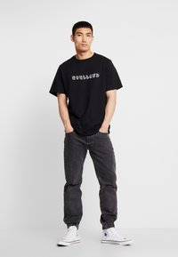 Soulland - ESKILD - T-shirt print - black - 1