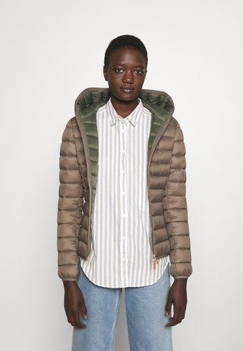 GIGA DAISY - Winter jacket - coffee brown