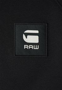 G-Star - PRISONER MIX HDD SW L\S - Sweatshirt - dark black - 2