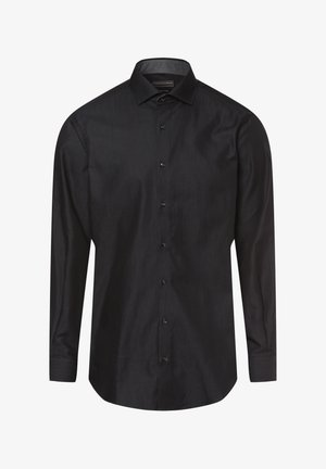 HEMD - Formal shirt - anthrazit silber