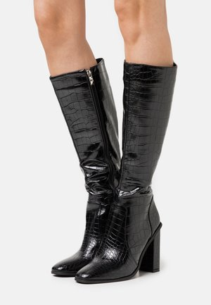 CELENI - High heeled boots - black