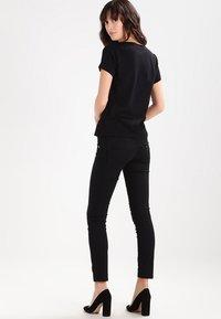 Liu Jo Jeans - RAMPY - Jeans Skinny Fit - nero - 3