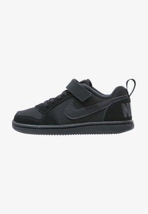 COURT BOROUGH - Sneakers basse - black
