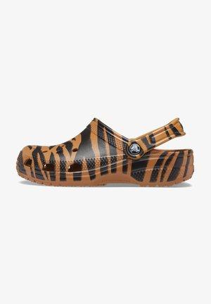 Sandały kąpielowe - braun