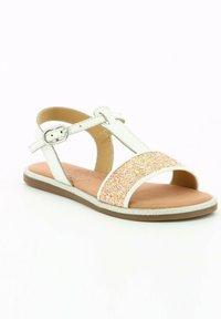 Mod8 - PAILLETTA - Sandals - blanc - 1