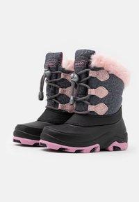 Friboo - Snowboots  - dark gray - 1