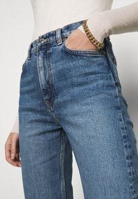 ARKET - Straight leg jeans - blue medium - 5