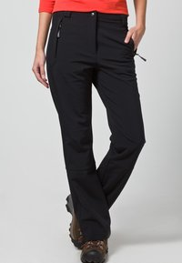 CMP - WOMAN LONG PANT - Bukser - nero - 1