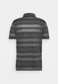 Calvin Klein Golf - SHADOW STRIPE - Sports shirt - charcoal mark - 1