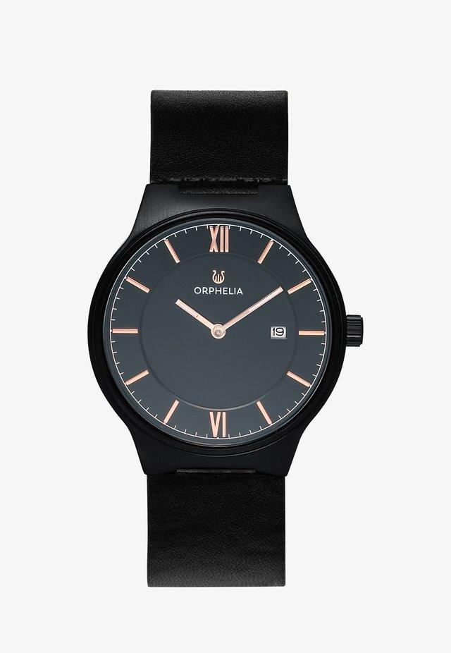 SERENDIPITY - Horloge - black