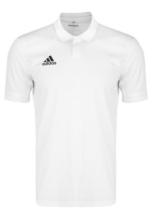 TEAM 19 POLOSHIRT HERREN - Club wear - white