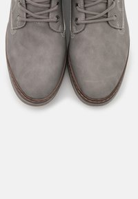 Tamaris - Platform ankle boots - grey matt - 5