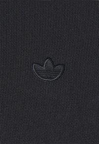 adidas Originals - HOODY UNISEX - Sweatshirt - black - 6