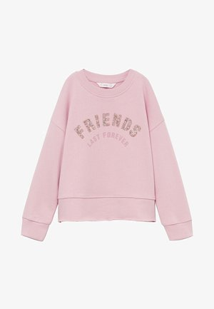 FRIENDS - Sweater - licht/pastelpaars