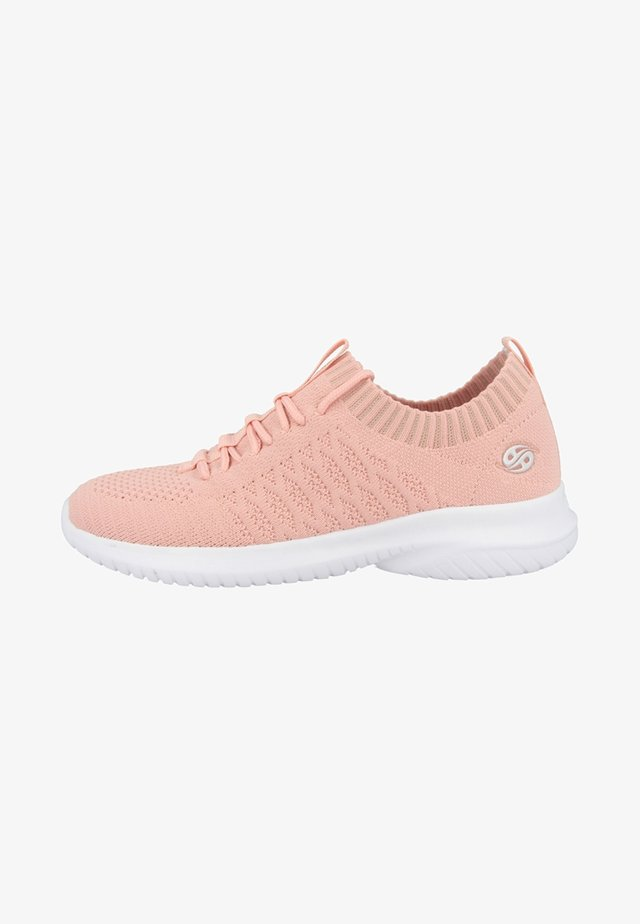 Sneakers laag - rose\white