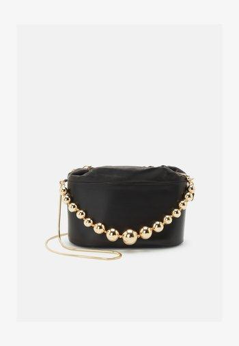 BRICK - Käsilaukku - black