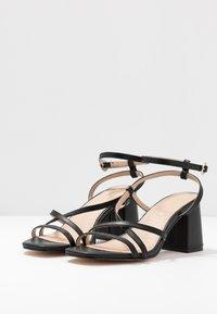 Office Wide Fit - MARGATE - Sandals - black - 4
