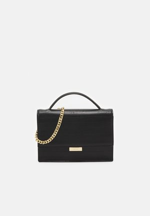 CROSSBODY BAG SUITS - Handbag - black