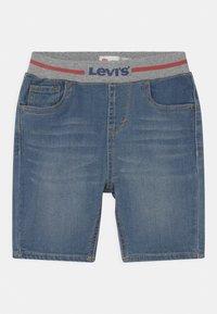 Levi's® - PULL ON - Denim shorts - dark-blue denim - 0