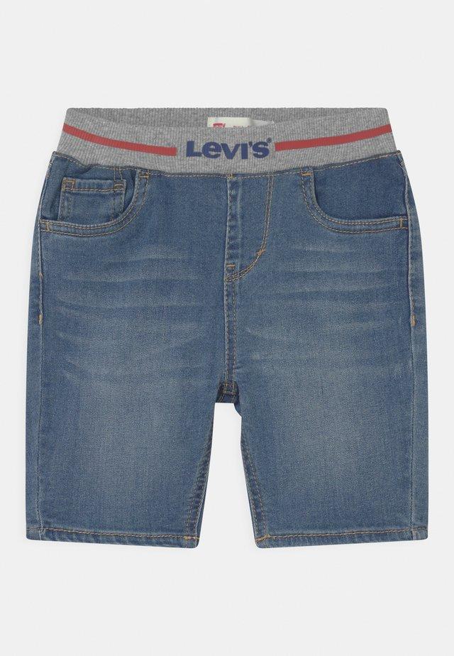 PULL ON - Short en jean - dark-blue denim