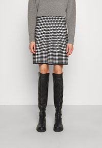 HUGO - SAMALY - A-line skirt - multi-coloured - 0