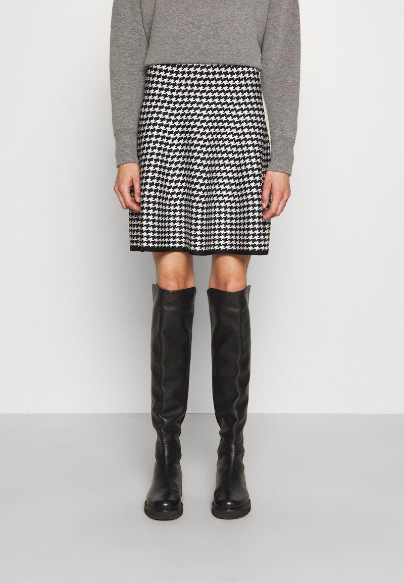 HUGO - SAMALY - A-line skirt - multi-coloured