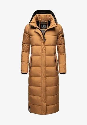 Abrigo de invierno - camel