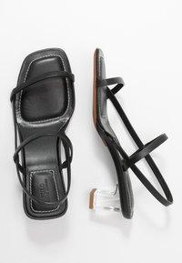 Polo Ralph Lauren - Sandály - black - 3