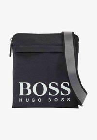 BOSS - Across body bag - dark blue - 2