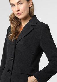 Franco Callegari - Classic coat - anthrazit - 2