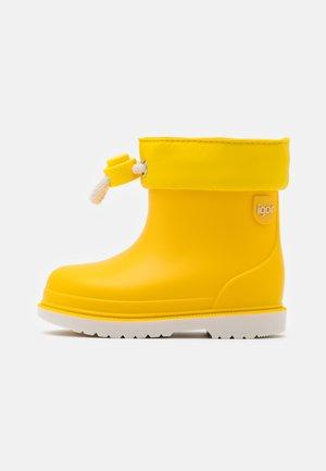 BIMBI BICOLOR UNISEX - Stivali di gomma - amarillo