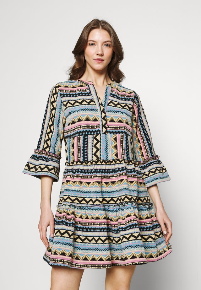 INDY BOHO DRESS - Vestito estivo - multicolor