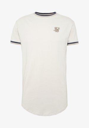 TEE - Print T-shirt - stone