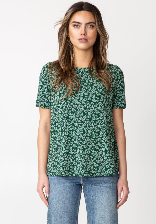 DIANA  - Printtipaita - green