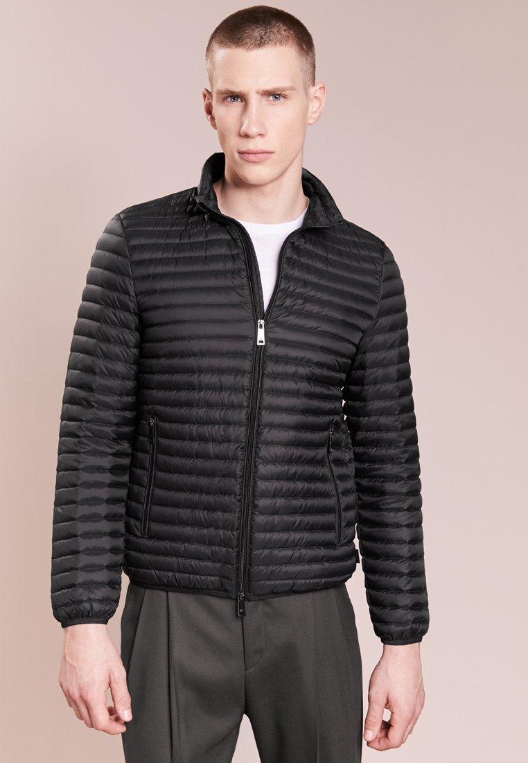 Emporio Armani - JACKET - Down jacket - nero