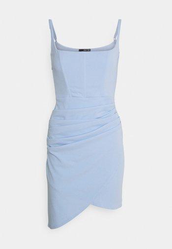 RUBY DRESS - Vestito elegante - blue